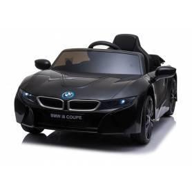 COCHE ELÉCTRICO PARA NIÑOS BMW I8 2022 RC