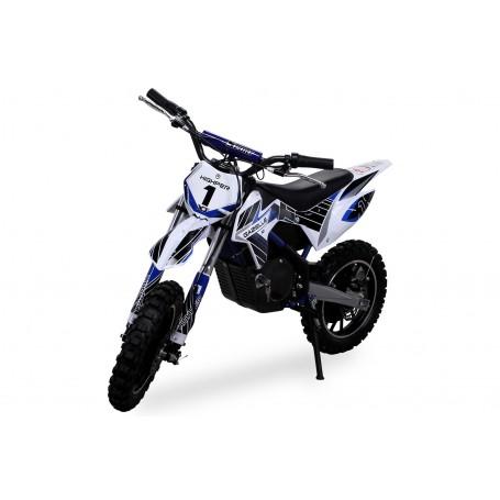 MOTO ELÉCTRICA CROOSBIKE GAZELLE 500 Watt