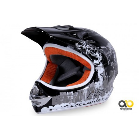 CASCO X-TREME NEGRO