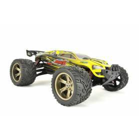 "COCHE TELEDIRIGIDO TRUGGY V2 "" SUPER EXCITED RACER "" RC"