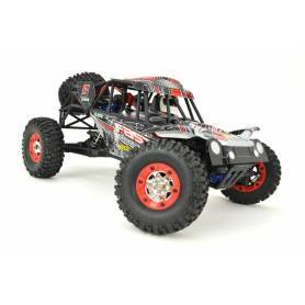 COCHE TELEDIRIGIDO MONSTER TRUCK TIGER RC