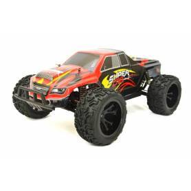 COCHE TELEDIRIGID MONSTER TRUCK CLIMB RC