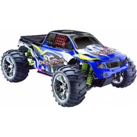 COCHE TELEDIRIGIDO MONSTER TRUCK BEHEMOTH RC