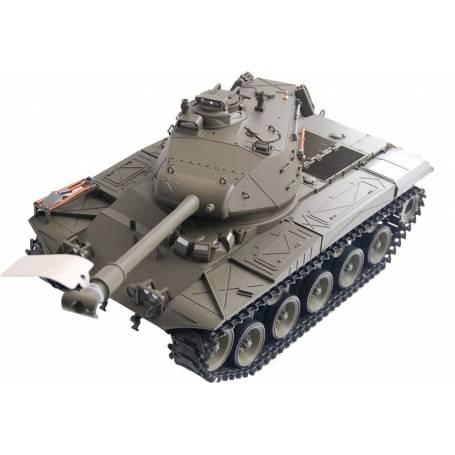 TANQUE TELEDIRIGIDO M41A3 WALKER BULLDOG RC