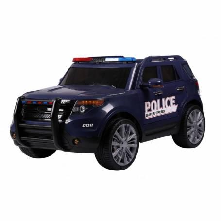 TODOTERRENO DE POLICIA 12V RC