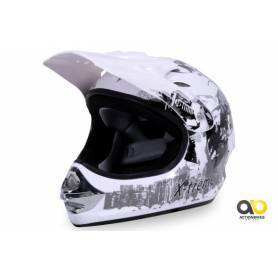 CASCO X-TREME BLANCO