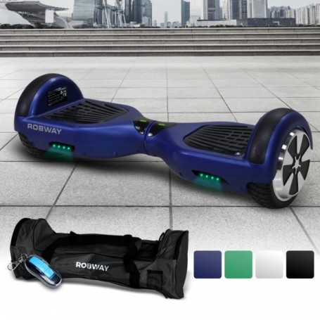 HOVERBOARD ROBWAY  W1 MATT EDITION 6.5""