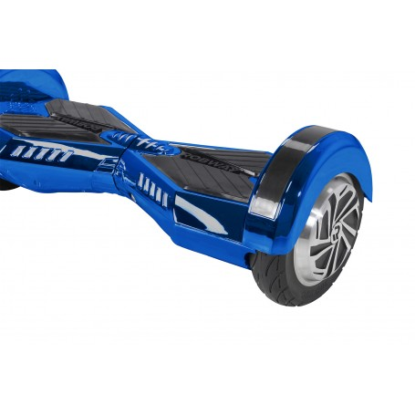 HOVERBOARD ROBWAY  W2 CHROM EDITION 8""