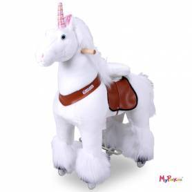 copy of CABALLO PONYCYCLE MR. ED 3-5 AÑOS