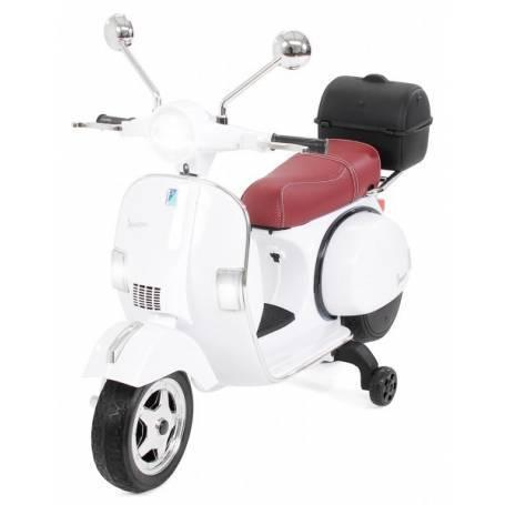 MOTO ELÉCTRICA CON SIDECAR 12V