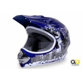 CASCO X-TREME AZUL