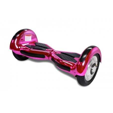 HOVERBOARD ROBWAY  W3 CHROM EDITION RUEDAS 10""
