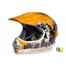 CASCO X-TREME AMARILLO