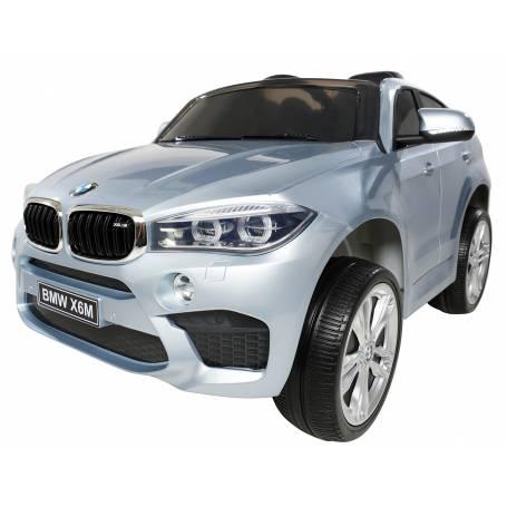 copy of COCHE ELÉCTRICO PARA NIÑOS 2 PLAZAS BMW X6M 12V RC