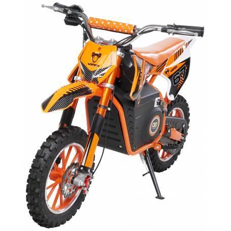 copy of MOTO ELÉCTRICA PARA NIÑOS CROOSBIKE GUEPARD 500 W