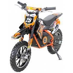 MOTO ELÉCTRICA PARA NIÑOS CROOSBIKE GUEPARD 500 W