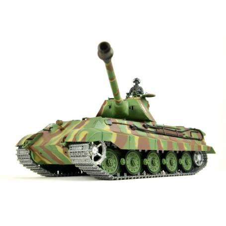 TANQUE TELEDIRIGIDO KING TIGER RC