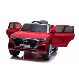 copy of COCHE ELECTRICO PARA NIÑOS AUDI Q7 HIGHDOOR SUV 12V RC