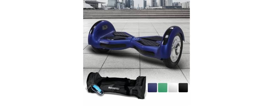 Skateboard, Hoverboard y Segways - cars12v