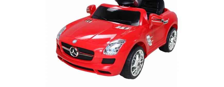 Coches electricos para niños 6V - cars12v