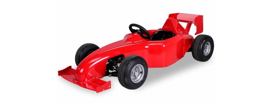 Coches electricos 48V - cars12v