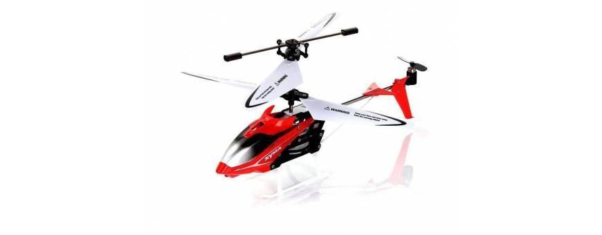 Helicópteros y Aviones teledirigidos - cars12v