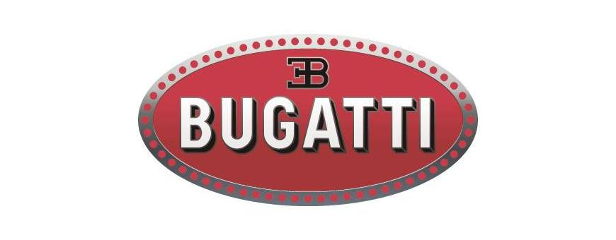 Coches eléctricos para niños marca BUGATTI
